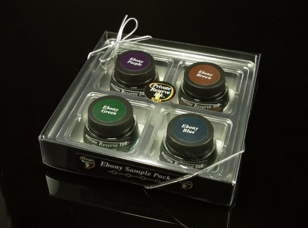 Private Reserve Bottled Ink 4 Pack Sample Colors
