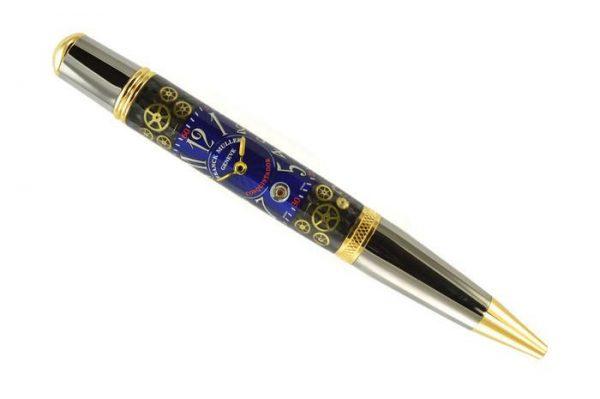 Opus Mechan Chrono Collection Franck Muller Conquistador Watch Parts Ballpoint Pen