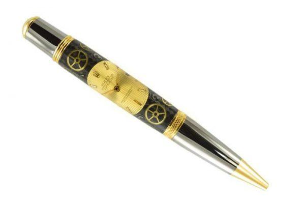 Opus Mechan Chrono Collection Rolex Datejust Watch Parts Ballpoint Pen