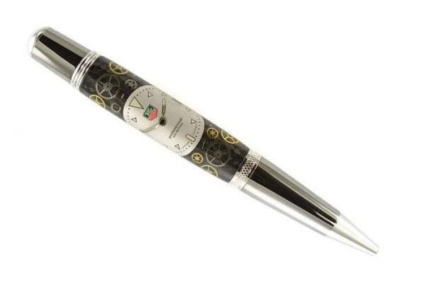 Opus Mechan Chrono Collection Tag Heuer Watch Parts Ballpoint Pen