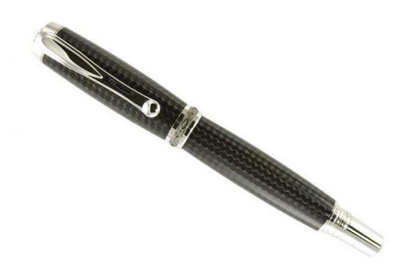Opus Mechan Carbon Fiber Mid-Size Pen