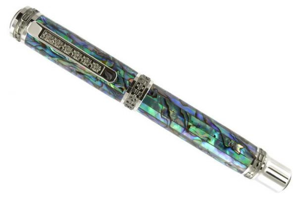 Opus Mechan La Perla Collection Full Size Fountain Pen