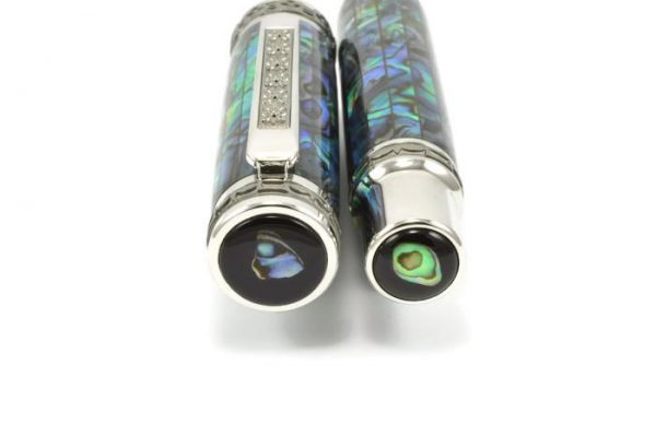 Opus Mechan La Perla Collection Full Size Rollerball Pen