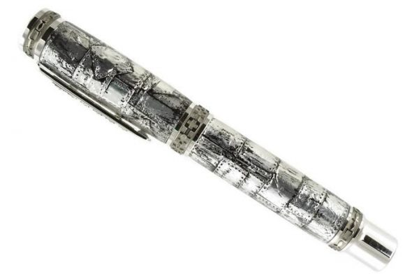 Opus Mechan Steampunk Collection Full Size Pen