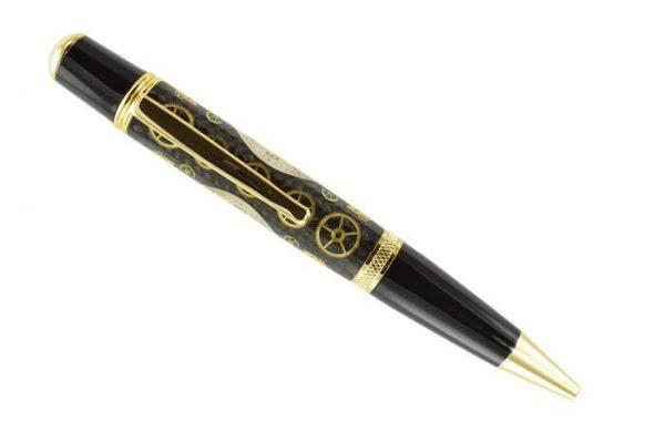 Opus Mechan Chrono Collection Carlisle Watch Parts Ballpoint Pen