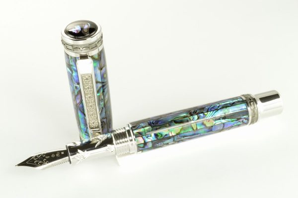 Opus Mechan La Perla Collection Full Size Fountain Pen