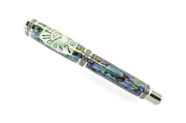 Opus Mechan Chrono Collection Full-Size MOP Franck Muller Watch Parts Pen