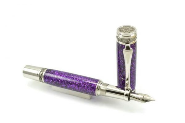 Opus Mechan Glitz Collection Full-Size Pen Branded