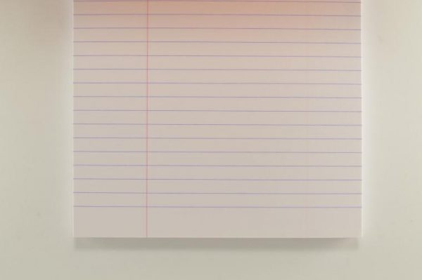 Rhodia Note Pad #18 – 8-1/4 x 11-3/4 – Lined