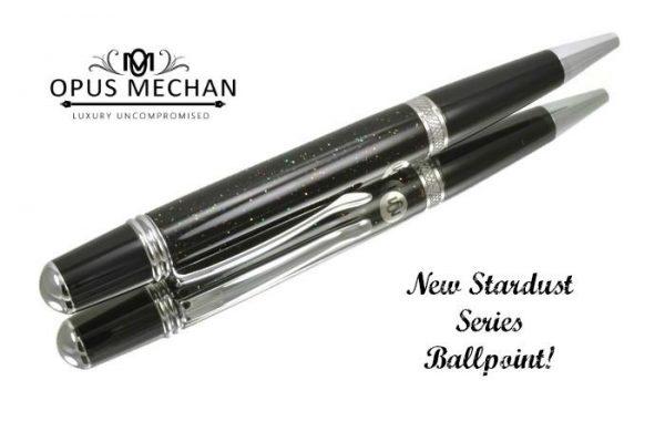 NEW! Opus Mechan Stardust Series Ballpoint