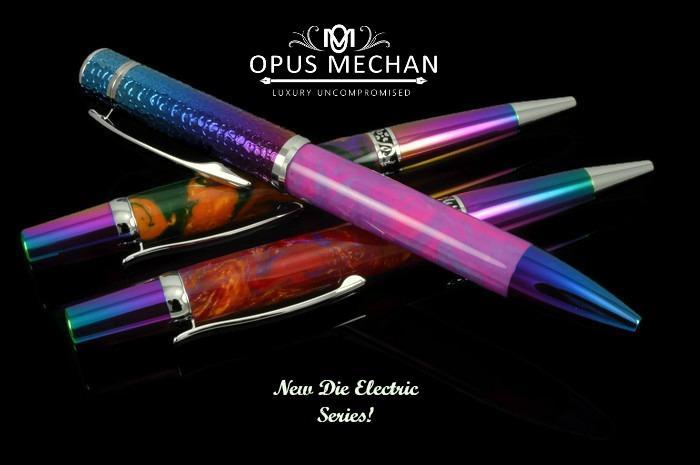 Electric Dye Series