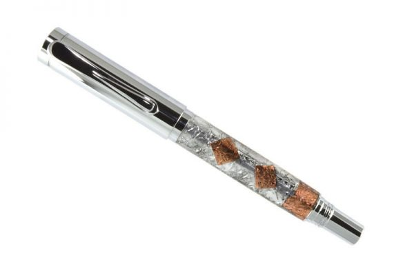 The Classic Steampunk Fountain Pen!