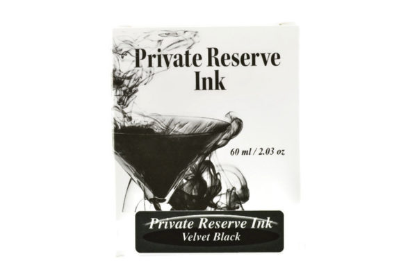 Private Reserve 2.19 oz Bottled Ink – Velvet Black
