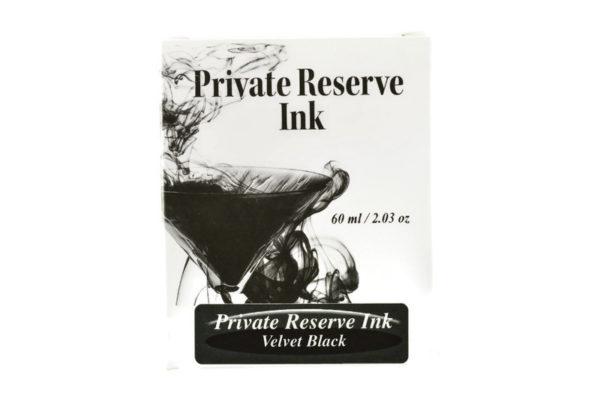 Private Reserve 2.19 oz Bottled Ink – Velvet Black