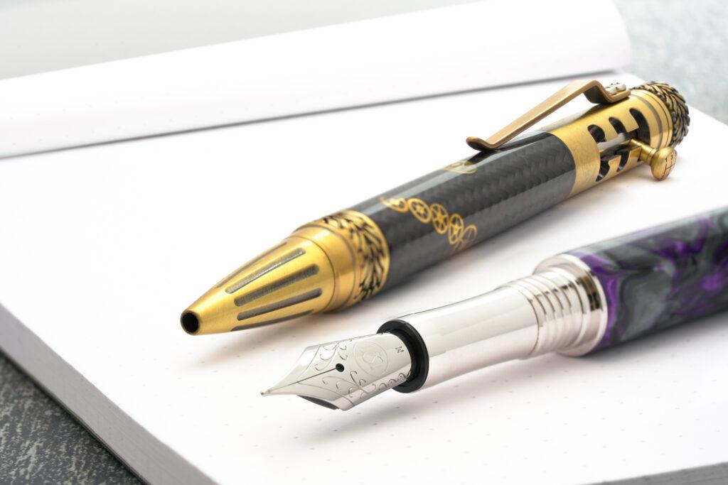 Luxury Pens by Opus Mechan